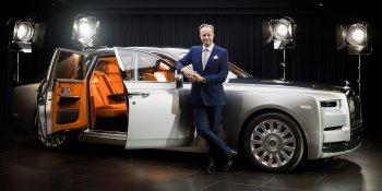 """Hãng xe Trung Quốc FAW """"săn"""" sếp Rolls-Royce"""