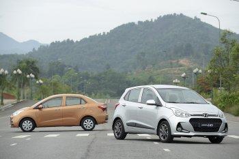 Tháng 8/2018, lượng tiêu thụ xe Hyundai giảm 5%
