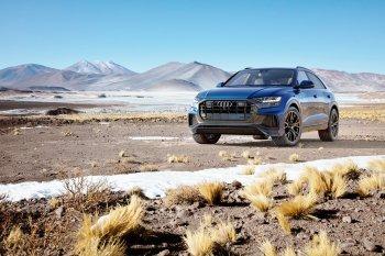 Audi Q8 2019 thêm hybrid, mạnh khủng 498Nm, giá bán 1,6 tỷ đồng