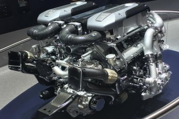 "Bugatti chuẩn bị khai tử động cơ W16 ""huyền thoại"""