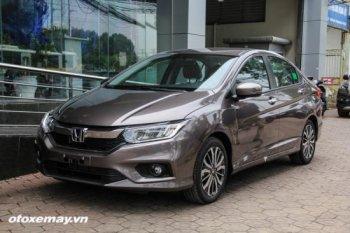 Lượng tiêu thụ ôtô Honda tăng mạnh trong tháng 8/2018