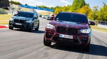 BMW X3 M và X4 M 2018 xe đua đường phố 6 xy-lanh, động cơ TwinPower Turbo