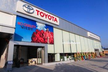 Toyota Việt Nam khai trương đại lý thứ 52 trên toàn quốc