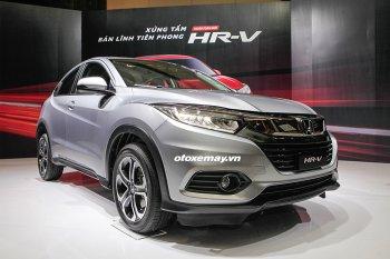 Cận cảnh phiên bản tiêu chuẩn Honda HR-V G giá 786 triệu đồng