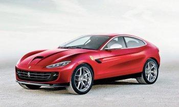 Ferrari trình làng mẫu SUV hoàn toàn mới vào năm 2022