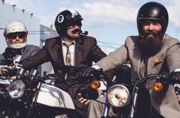 The Distinguished Gentleman's Ride: Ngày hội thời trang của các quý ông