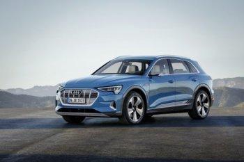 """Vừa ra mắt, SUV điện đầu tiên của Audi đã """"cháy hàng"""""""