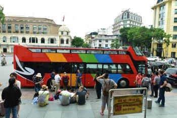 7 tỉnh thành được phép thí điểm dịch vụ xe bus hai tầng