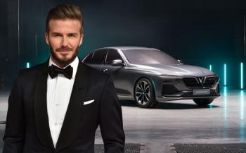 Huyền thoại bóng đá Anh – David Beckham sẽ tham dự sự kiện ra mắt xe VinFast