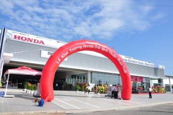 Honda Ô tô Bình Thuận – Phan Thiết, đại lý thứ 30 trên toàn quốc đi vào hoạt động