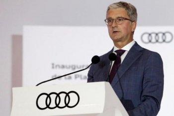 CEO Audi mất chức sau bê bối gian lận khí thải