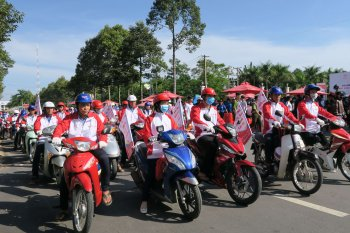 Honda Việt Nam chung tay xây dựng môi trường giao thông an toàn