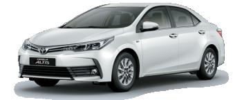 Toyota Việt Nam giới thiệu Corolla Altis mới giá cao nhất 932 triệu đồng