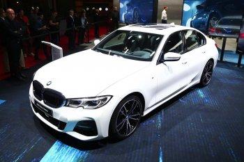 BMW 3 Series 2019 ra mắt, giá khởi điểm 40.200 USD