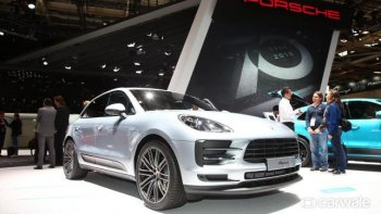 "Porsche Macan 2019 ""tái xuất"" tại Paris Motor Show 2018"