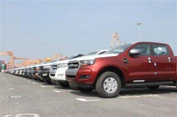Đầu tháng 10: nhập khẩu ôtô giảm hơn 11%