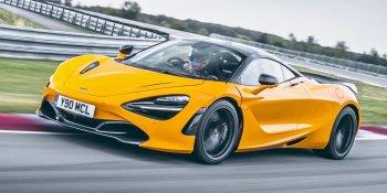 Gói độ Track Pack biến McLaren 720S thành xe đua đô thị