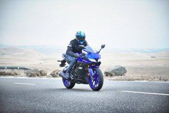 Yamaha YZF-R125 2019 ra mắt, lột xác với động cơ 125cc mới nhất