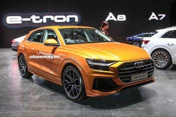 Audi Brand Experience Singapore 2018: màn phô diễn sức mạnh của Audi