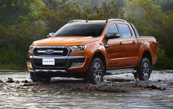 """Ford Ranger bất ngờ """"thống trị"""" phân khúc xe bán tải"""