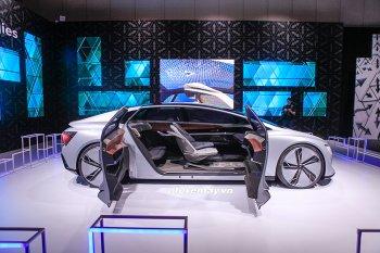 Tìm hiểu xe tự lái - Audi Aicon Concept