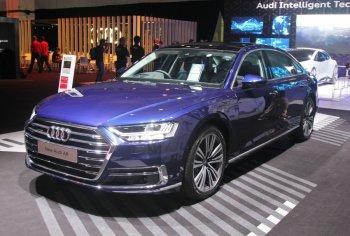 Audi A8 L 3.0 TFSI 2018 giá tương đương 7,4 tỷ đồng