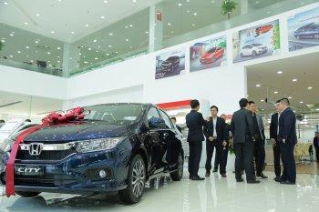 Honda Việt Nam khai trương đại lý 5S thứ 31 trên toàn quốc