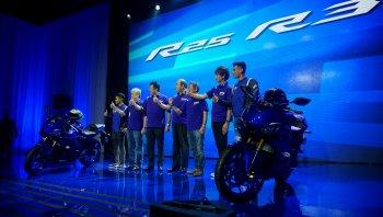 Yamaha R3 2019 ra mắt với thiết kế nhiều thay đổi