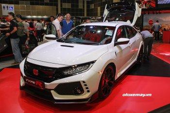 VMS 2018: Honda bật mí các mẫu xe trưng bày tại triển lãm