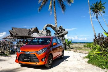 Toyota triệu hồi hơn 15.000 xe Wigo lỗi dây điện