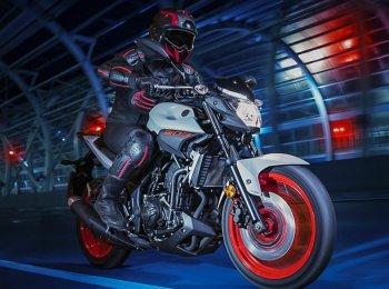 Yamaha MT-03 2019 thêm sắc màu thời trang