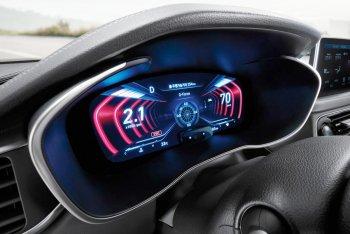 Genesis G70 2019 sở hữu màn hình 3D đầu tiên trên thế giới