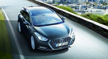 Hyundai i40 bản nâng cấp thông minh hỗ trợ tránh va chạm