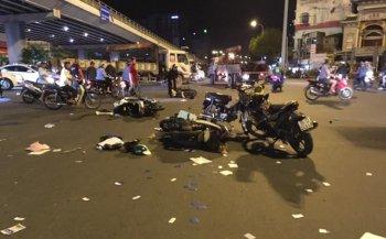 Nữ tài xế xe BMW gây tai nạn chết người có thể bị phạt tù 10 năm