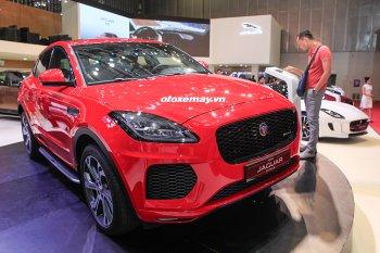 VMS 2018: Jaguar mang E-Pace First Edition ra mắt thị trường Việt