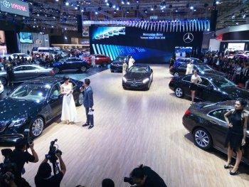 VMS 2018: Mercedes-Benz trình diễn đỉnh cao của xe sang