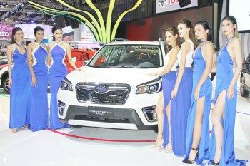 VMS 2018: Cận cảnh Subaru Forester 2.0i-S EyeSight 2019