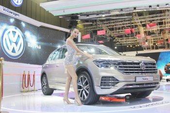 VMS 2018: Volkswagen sang trọng bất ngờ tại triển lãm năm nay