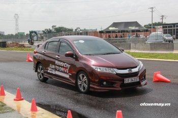 Honda Việt Nam tiếp tục triệu hồi hơn 1.500 chiếc City gặp lỗi túi khí