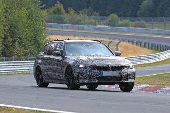 Xe gia đình lý tưởng BMW 3-Series Touring 2019