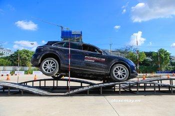 Porsche Off-road Experience 2018: trải nghiệm khả năng vượt địa hình khó với Cayenne thế hệ mới