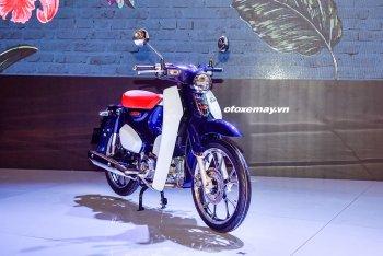 Honda Việt Nam trình làng Monkey và SuperCub giá 84,9 triệu đồng