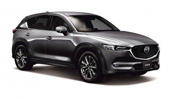 """Mazda CX-5 2019 thêm """"mắt thần"""" lái xe an toàn"""