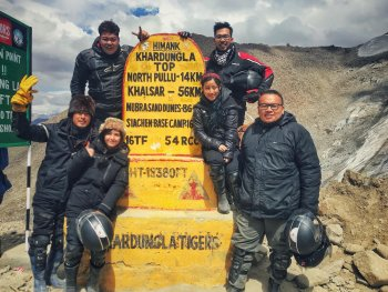 Hành trình khám phá Himalaya bằng Royal Enfield với 30 triệu đồng