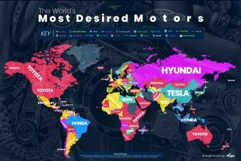 "Toyota ""qua mặt"" BMW, Mercedes-Benz về tìm kiếm trên Google"