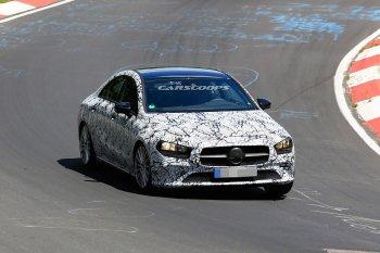 Mercedes-Benz CLA mới ra mắt năm 2019
