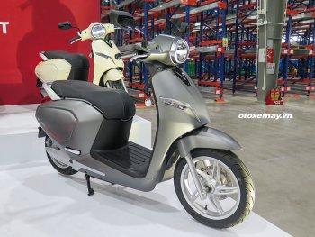 Chi tiết xe máy điện VinFast Klara được bán với giá từ 21 triệu đồng