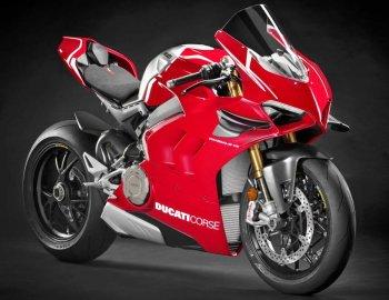 """Ducati Panigale V4 R 2019 có """"đồ chơi"""" mới"""