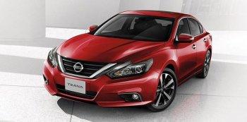 Nissan Teana nâng cấp tại Thái Lan, cạnh tranh Toyota Camry