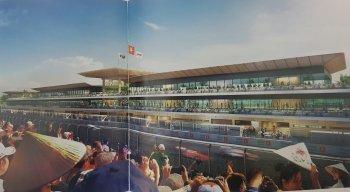 Những thông tin đầu tiên về đường đua F1 tại Việt Nam
